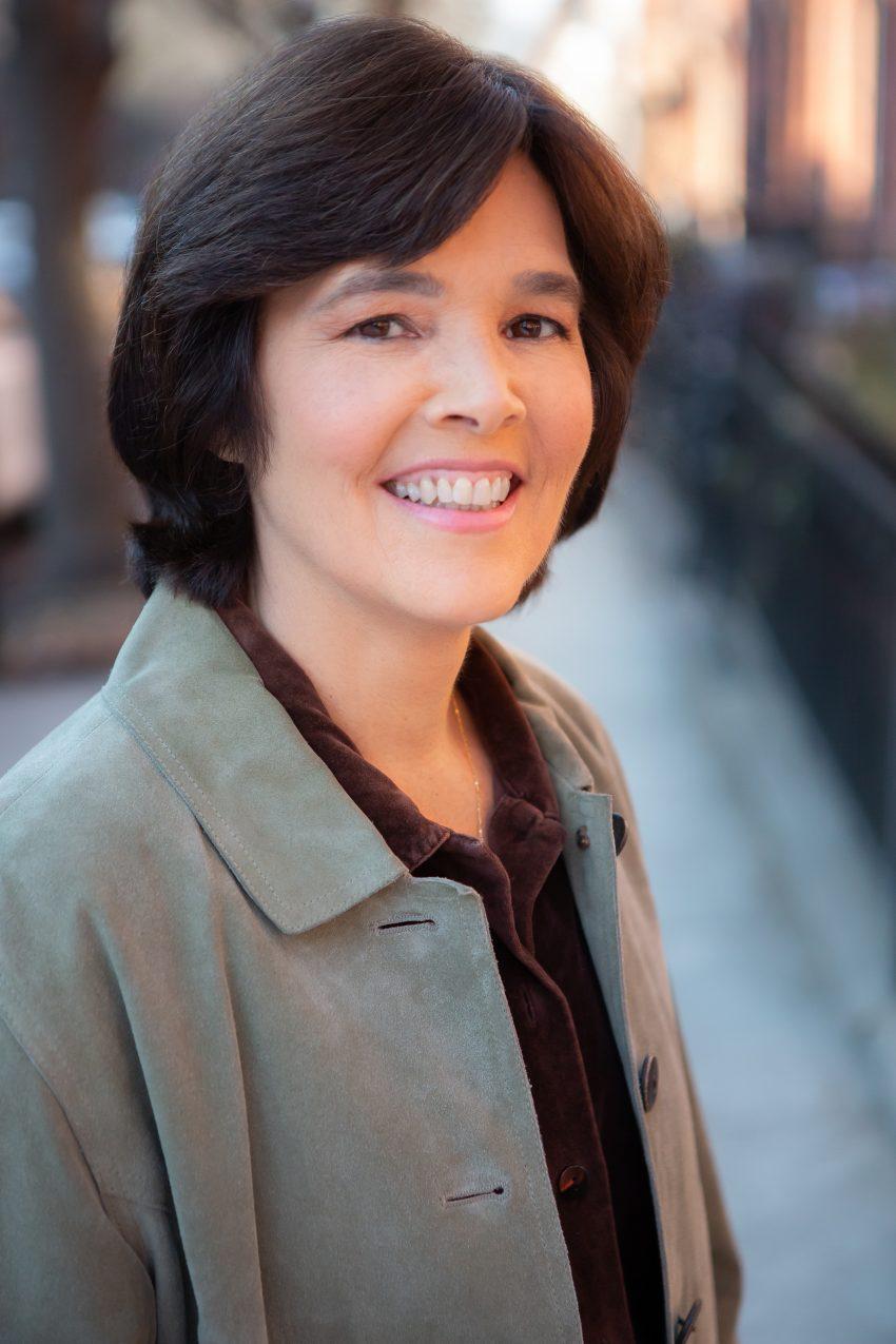 Author Sarah Relyea